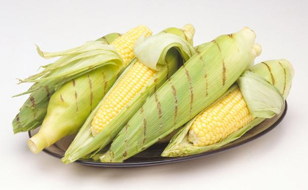 Easy Grilled Corn