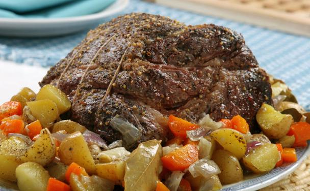 Set and Forget Pot Roast