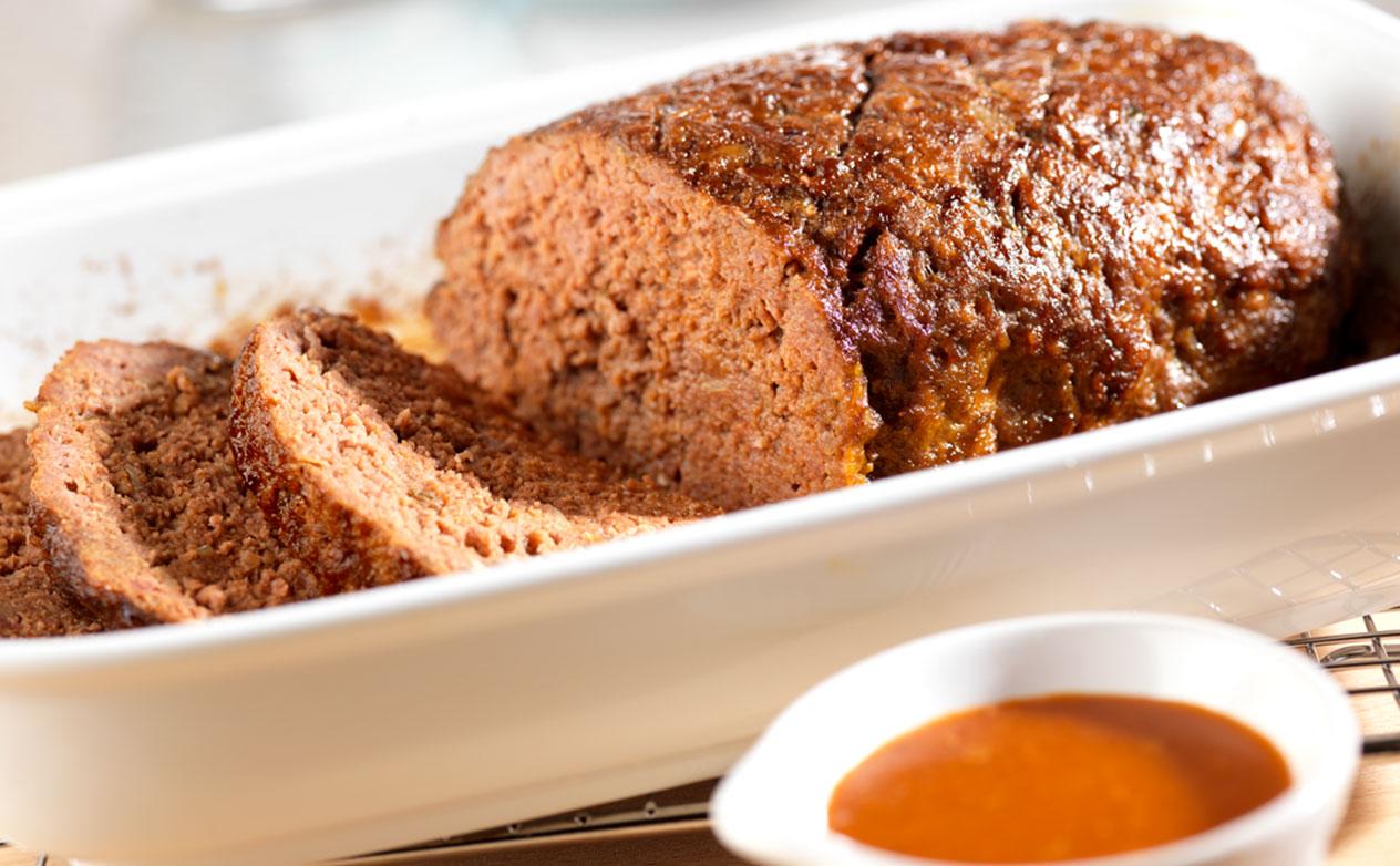 Best Ever Meatloaf Recipe at GEAppliances.com